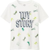 Uniqlo Boys Pixar Graphic Tee