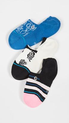 Stance Reign Check 3 Pack Socks