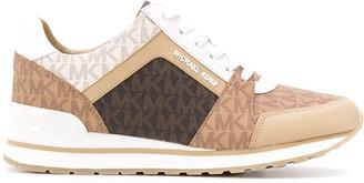 MICHAEL Michael Kors Billie logo print sneakers