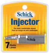 Schick Injector Razor Blades