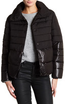 Joe Fresh Quilted Puffer Snap Button Jacket