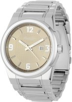 Kenneth Cole New York Kenneth Cole Men's KC9019 Silver Stainless-Steel Quartz Watch with Dial
