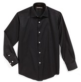Michael Kors Boy's Solid Dress Shirt
