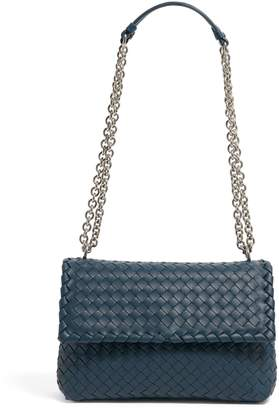 Bottega Veneta Small Leather Olimpia Shoulder Bag