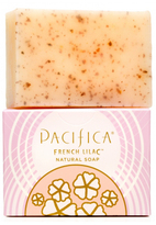 Pacifica French Lilac Bar Soap by 6oz Soap Bar)