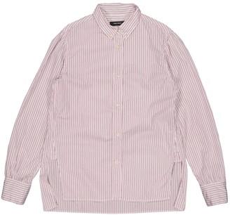 Isabel Marant Burgundy Cotton Top for Women