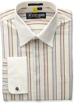 Stacy Adams Men's Classic Fit Tunis Dress Shirt
