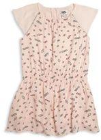 Karl Lagerfeld Toddler's, Little Girl's & Girl's Allover Printed Dress