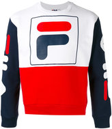 Fila print sweatshirt - men - Cotton/Polyester - S