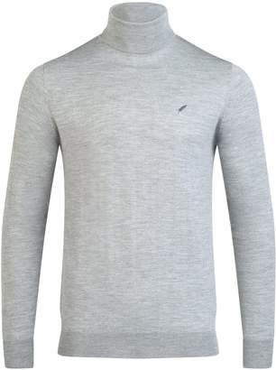 Benedict Raven Soho Roll Neck Grey