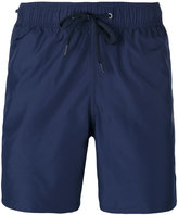 Z Zegna drawstring swim shorts - men - Polyester - S