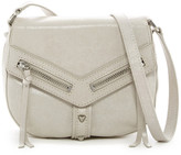 Botkier Trigger Leather Saddle Crossbody
