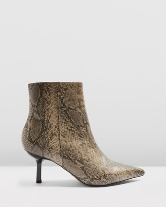 Topshop Maci Point Boots