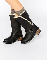 CAT Footwear Cat Anna Biker Boots