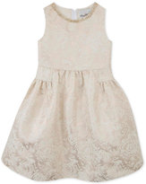 Rare Editions Floral Brocade Dress, Toddler & Little Girls (2T-6X)