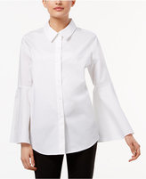 Vince Camuto Bell-Sleeve Shirt