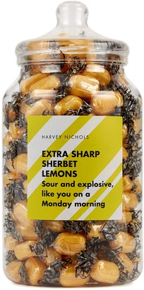 Harvey Nichols Extra Sharp Sherbet Lemons Jar 2000g