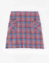Boden Raw Edge Skirt