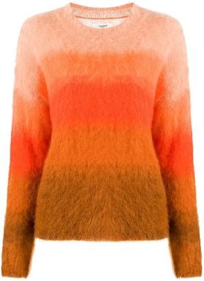 Etoile Isabel Marant Drussel ombre-effect jumper