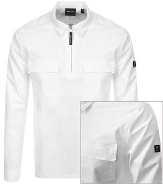 Henri Lloyd Sand Overshirt Jacket White