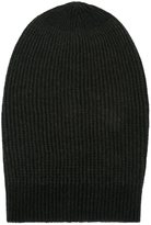 Rick Owens large slouchy beanie