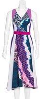 Peter Pilotto 2015 Vapor Paneled Dress