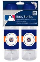 Baby Fanatic New York Mets Baby Bottles - 2 Pack