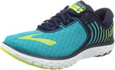 Brooks Women's PureFlow 6 Running Shoe (BRK-120237 1B 3778570 8 BLUE/PEACOAT/L)