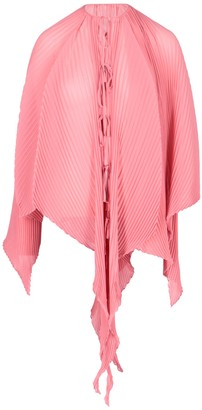 J.W.Anderson Pleated Cape