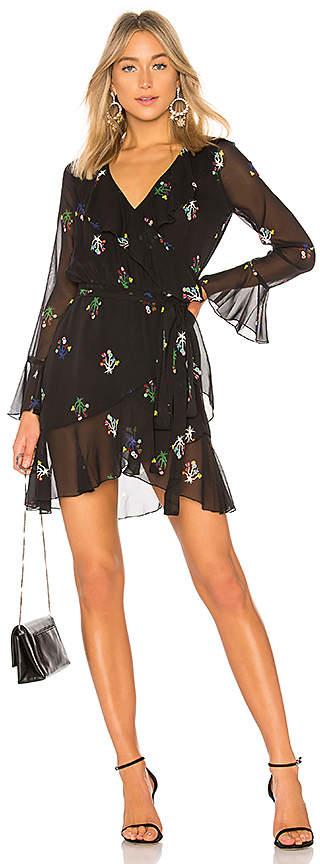Cynthia Rowley Malibu Wrap Dress