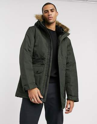 Dickies Curtis parka in green
