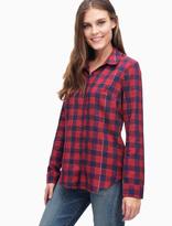 Splendid Pomerelle Flannel Shirt