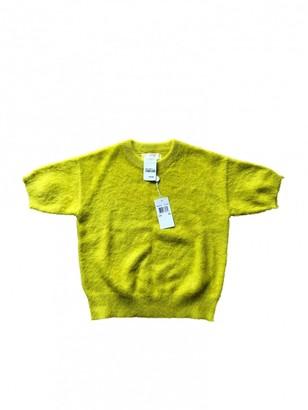 Michael Kors Yellow Wool Knitwear for Women