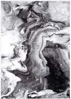 nuLoom Remona Abstract Rug - Grey