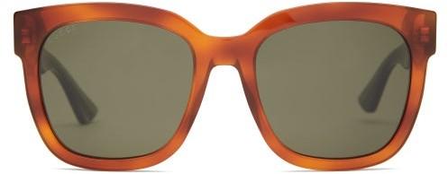 32f1366060 Women Gucci Sunglass Striped - ShopStyle