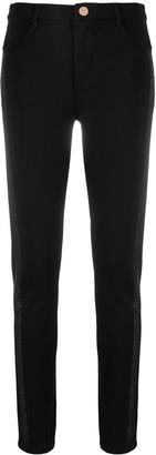 Liu Jo Mid-Rise Skinny Trousers