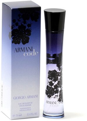 Giorgio Armani Women's Code 2.5Oz Eau De Parfum