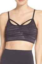 Free People Women's Barely There Sports Bra