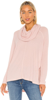 BB Dakota Jack By House Of Waffles Cowl Neck Top