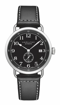 Hamilton Men's Khaki Navy Swiss Automatic Watch, 40mm