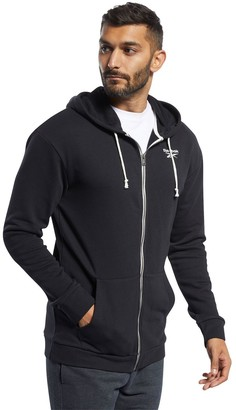 Reebok Men's Essential Full-Zip Training Hoodie