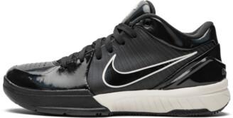 Nike Kobe 4 Protro UNDFTD PE 'Undefeated - Black Mamba' Shoes - Size 4.5