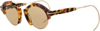 Tom Ford Unisex Farrah 49Mm Sunglasses