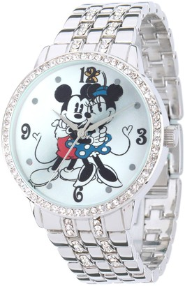 Disney Minnie & Mickey Women's Watch