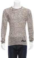 IRO Zakine Distressed Sweater