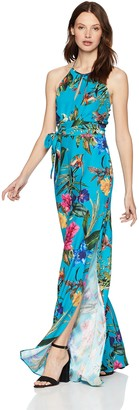 Parker Women's Megara Sleeveless Tie Waist Full Leg Jumpsuit