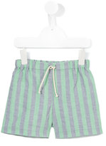 La Stupenderia striped shorts - kids - Cotton/Polyester - 8 yrs