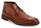 Ted Baker Men's Cinika Wingtip Chukka Boot