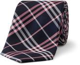 David Jones Wide Check Tie