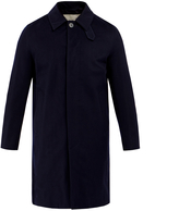 MACKINTOSH GM-001F 100% Loro Piana Wool Classic Single Breasted Coat